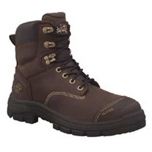 Anti Static Mid Cut Safety Boots With Australia Wide