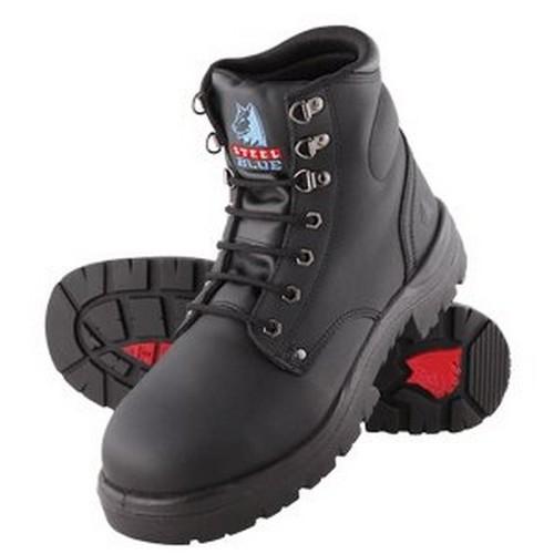 Argyle Soft Toe Work Boots