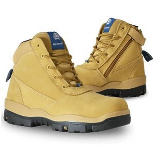 Bata Zip Safety Boots