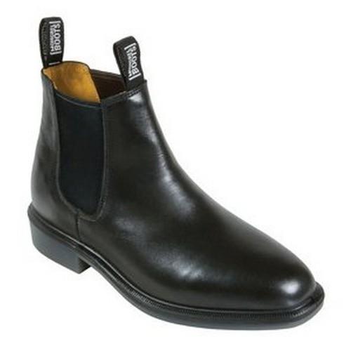 Mongrel Black Dress Boots