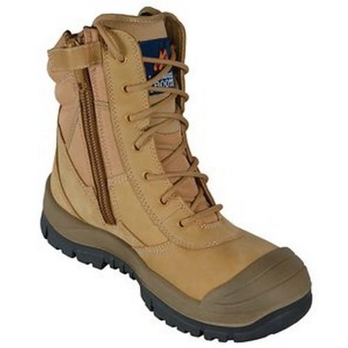 Mongrel High Zip Boots