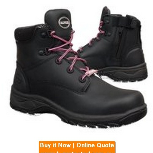 Ladies Oliver Boots