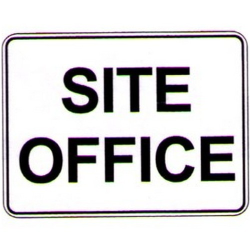 Site Office Sign