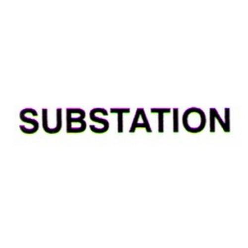 SUBSTATION Door Label