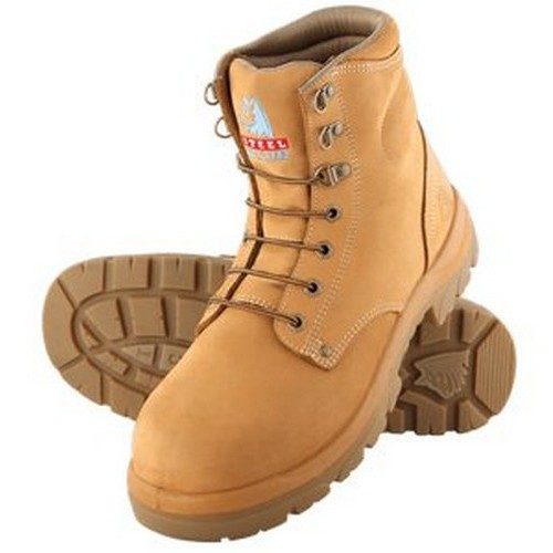 TPU Argyle Safety Boots
