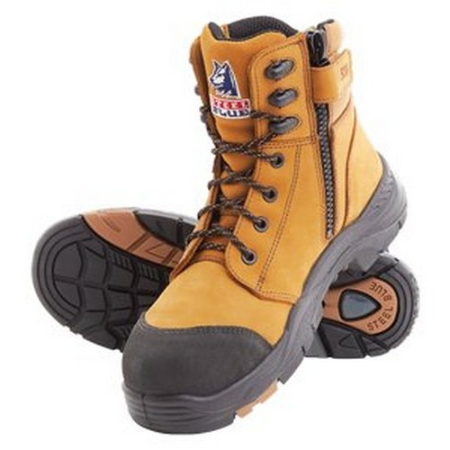 TPU Torquay Safety Boots