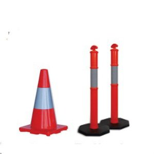 Cones Bollards Barriers
