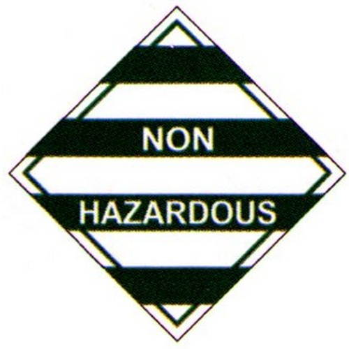 1.3 Non Hazardous Diamond