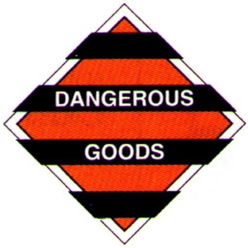 10 Dangerous Goods Diamond