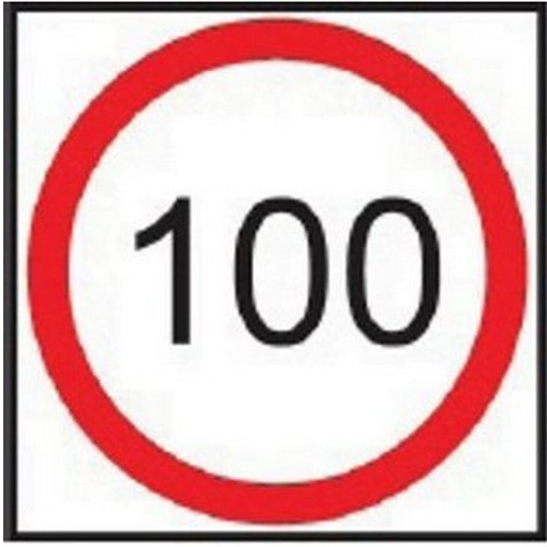 100k-Speed-Sign-Multi-Message