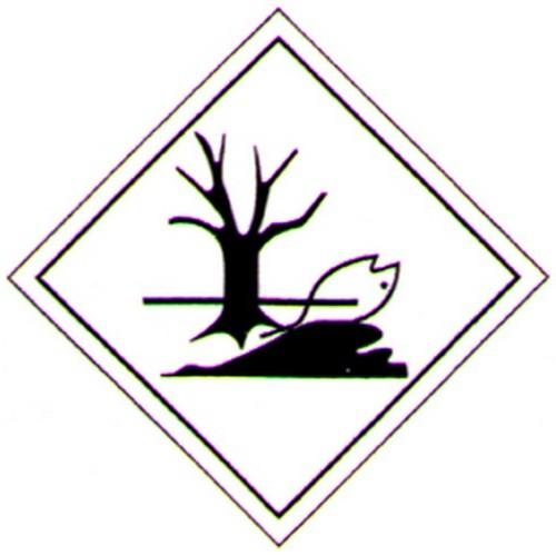 11 Marine Pollutant Diamond