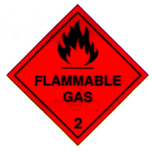 2.1 Flammable Gas
