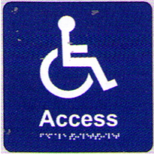 Access-Braille-Sign