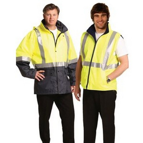 AIW 3 In 1 Safety Jacket