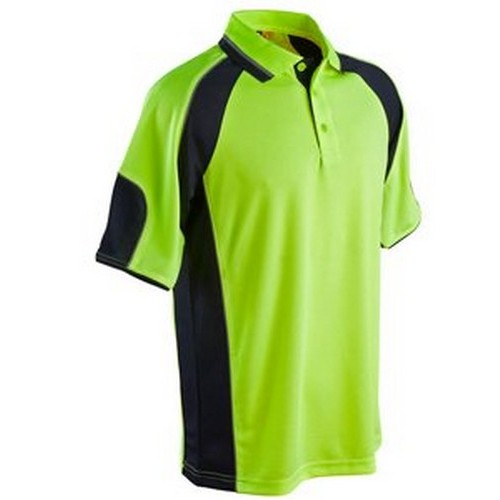 AIW Mesh Vented Safety Polo