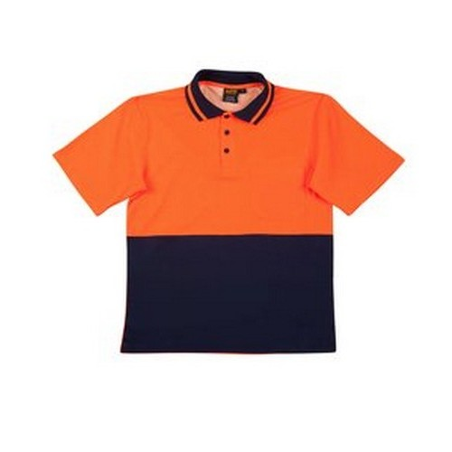 AIW Poly Cotton Safety Polo