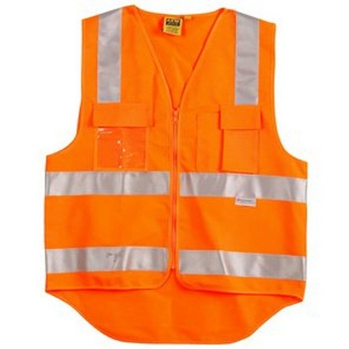 Aiw Reflective Pocket Vest