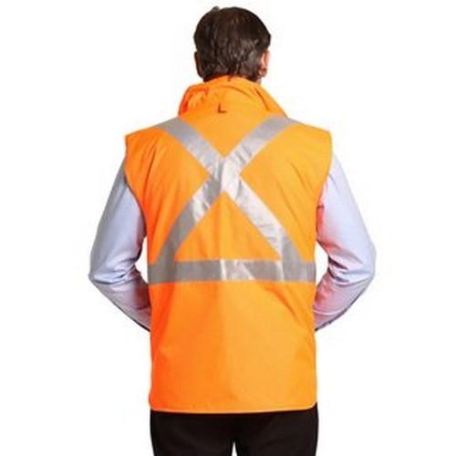Aiw X Pattern Vest