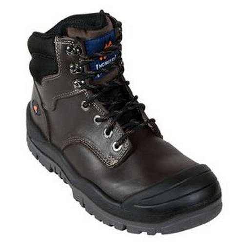 Ankle High Safety Boots