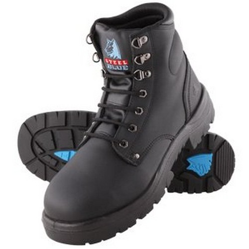 Argyle Met TPU Safety Boot