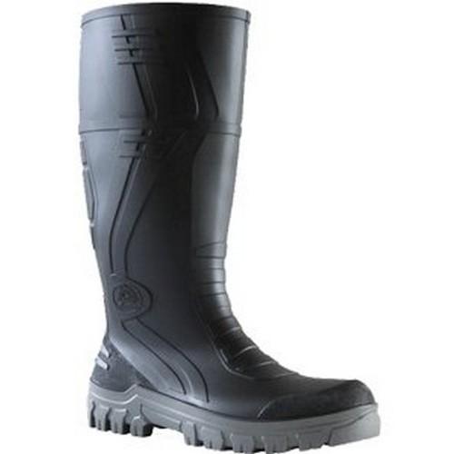 Bata-Black-Grey-Boots