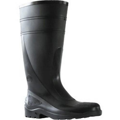Bata Black Gum Boots