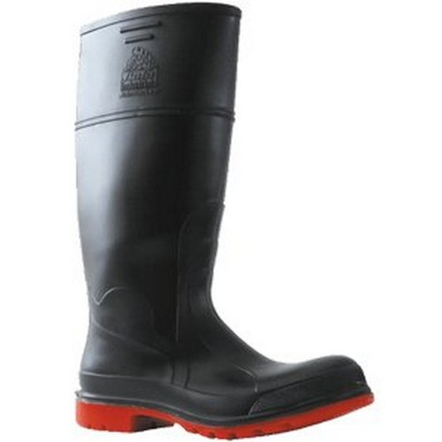 Bata Black Gumboots