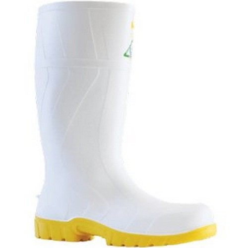 Bata-White-Yellow-Boots