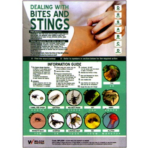 Bites Stings Poster