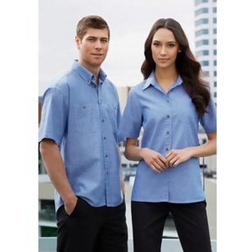 Biz-Chambray-Shirt