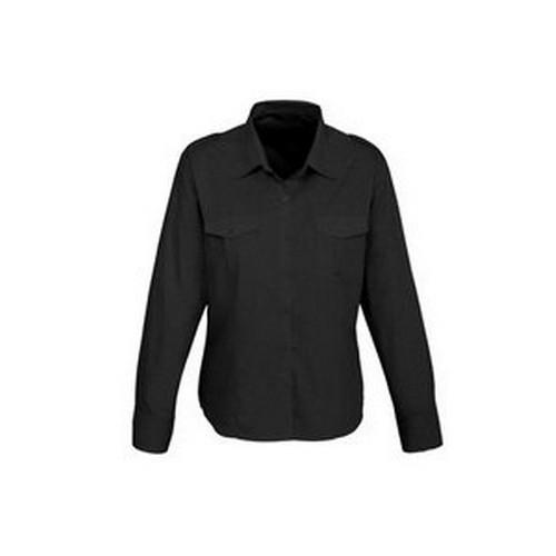 Biz-Ladies-Eppaulette-Shirt