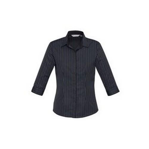 Biz-Ladies-Reno-Stripe-Shirt