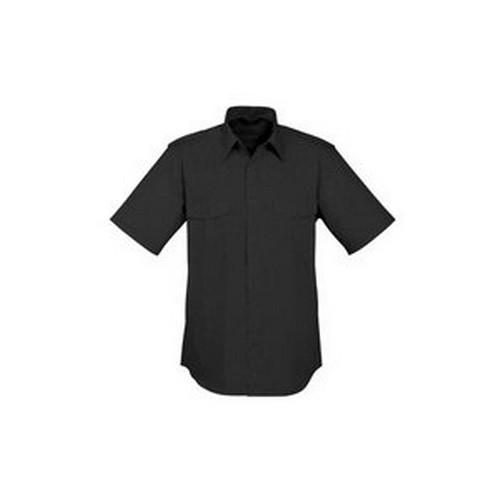 Biz-Mens-Eppaulette-Shirt