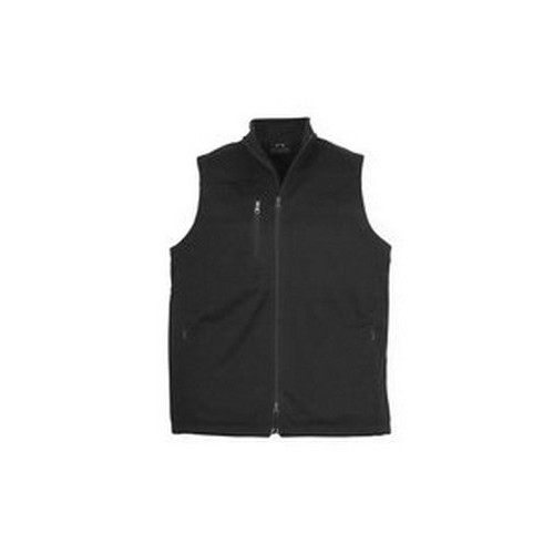 Biz Tech Mens Soft Shell Vest