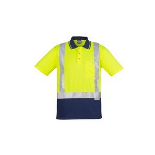 Breathable Hi Vis Polo
