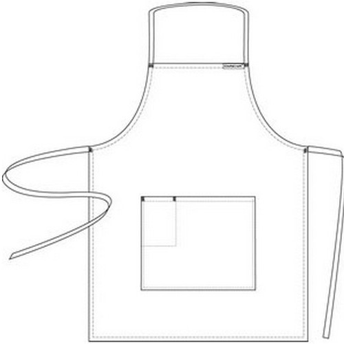Chefcraft Apron With Pocket