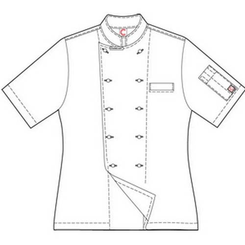 Chefcraft Womens Chef Jacket