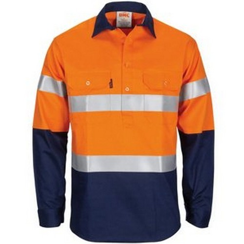 Closed Front Flame Retardant Shirt