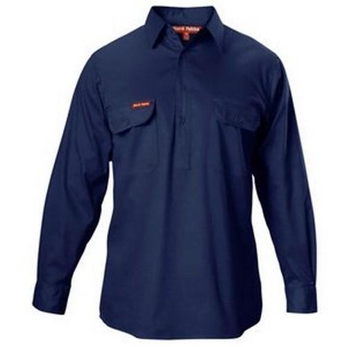 Cotton-Long-Sleeve-Shirt