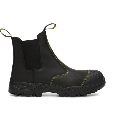 Craze Slip On Boots