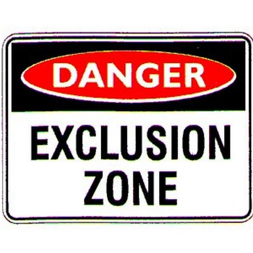 Danger-Exclusion-Zone-Sign