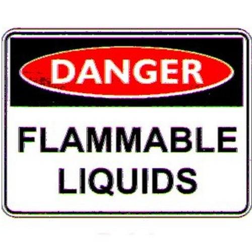 Danger-Flammable-Liquids-Sign