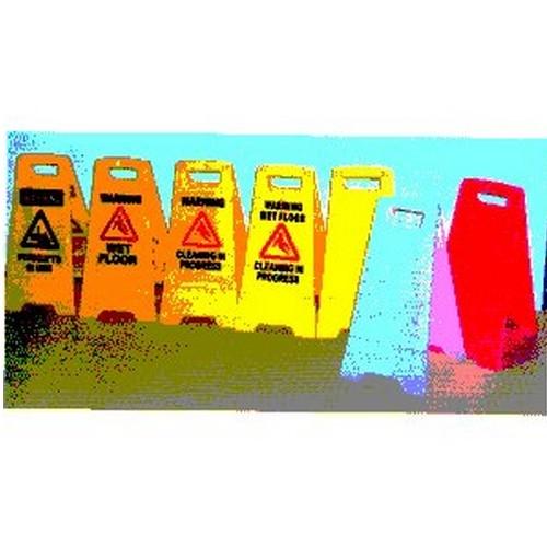 Danger Hot Works In Prog A Frame