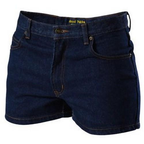 Denim Work Shorts