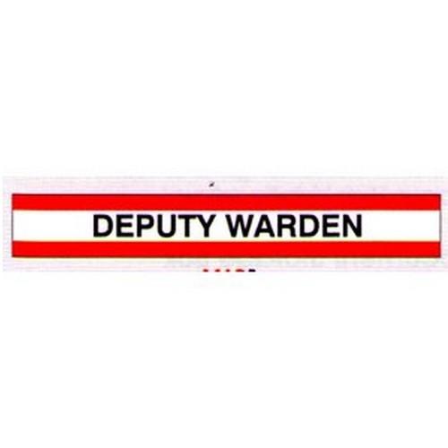 Deputy Warden Arm Bands