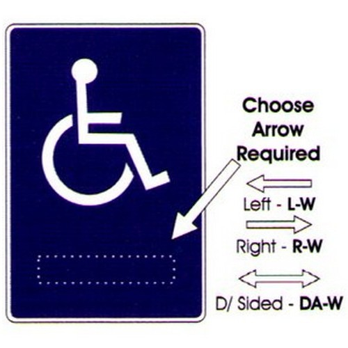 Disabled Symbol Symbol Sign