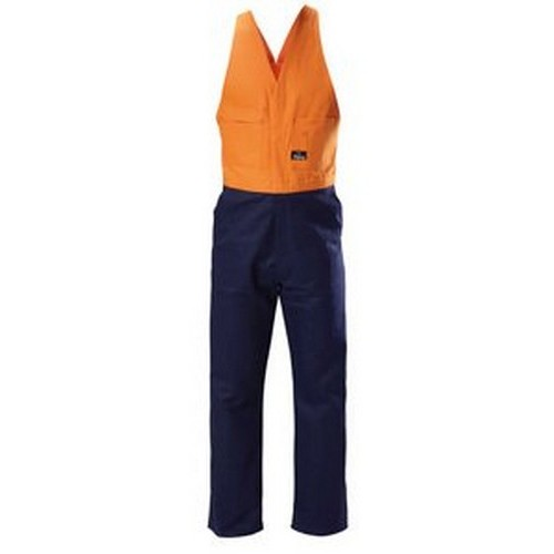 Easy Back Overalls