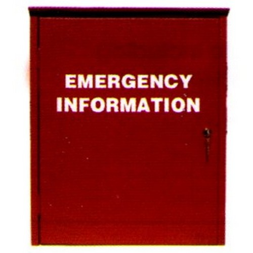 Emergency Information Container
