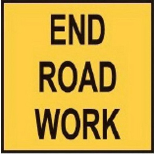 End-Road-Work-Multi-Message