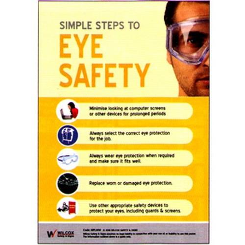 Eye Safety Poster
